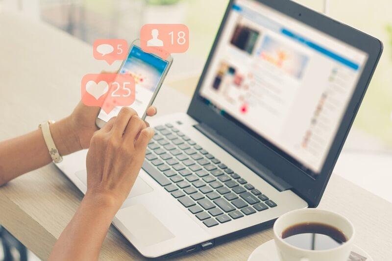 redes sociais, As redes sociais no marketing do seu escritório de advocacia