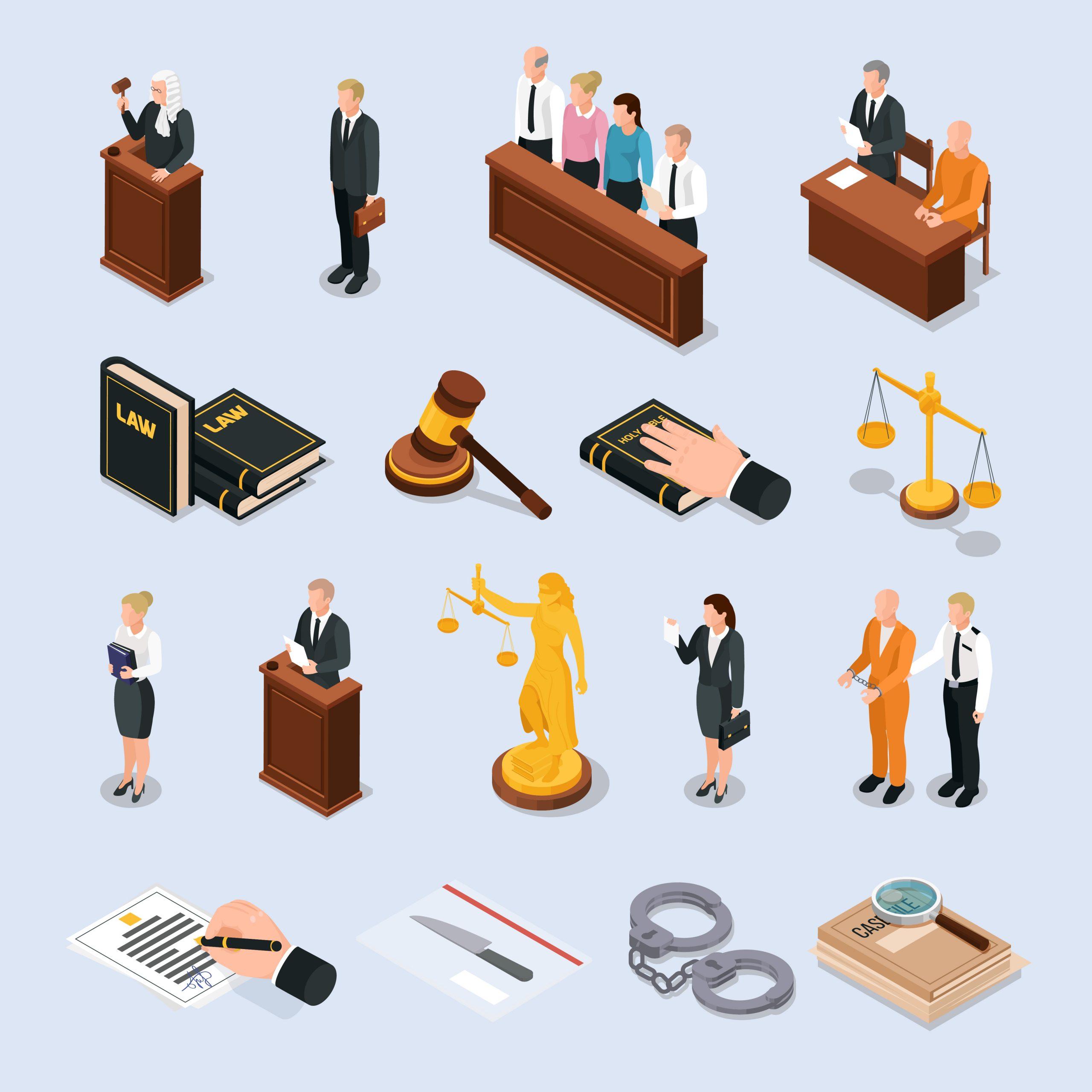 Conheça o significado de 8 símbolos da advocacia
